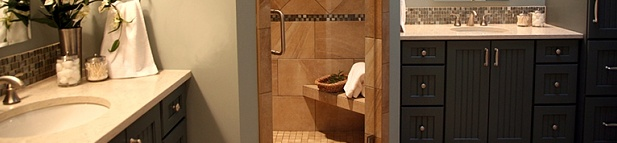 Master Bath Remodeling Details:
