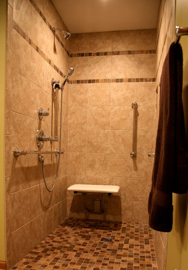 Accessible Master Bathroom Remodel Client Testimonial: Beauty Meets Function