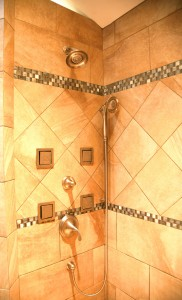Bathroom Design: Walk-In Showers