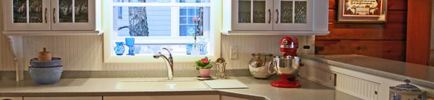 Master Kitchen & Bathroom Remodel in Genoa City, Wisconsin