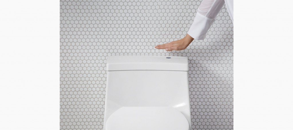 Kohler Touchless Toilets | Fewer Germs!