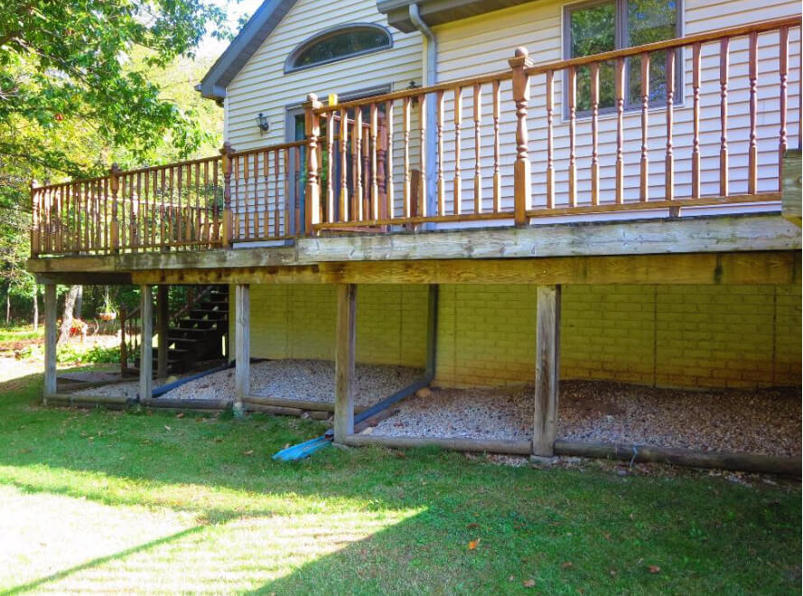 Eliminate Deck Stress – Remodel With Low-Maintenance Decking